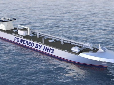 Research Highlights Promising Outlook for Ammonia-Powered Vessels
