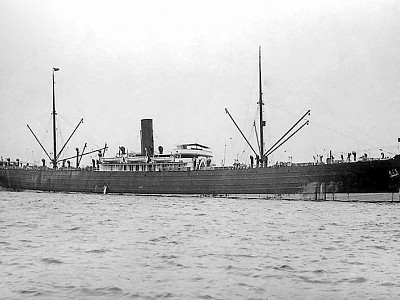 THE UNION STEAMSHIP COMPANY OF NEW ZEALAND LTD.