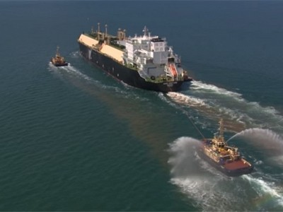 First Wheatstone LNG Cargo Departs for Japan