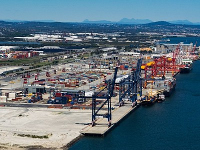 Port of Brisbane and DHI win international innovation award