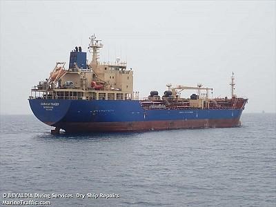 Tanker boarded off South Cotonou, Nigeria