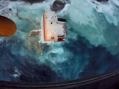 Cabrera sinks in Aegean Sea