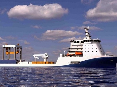 China to Build Largest, Electric Powered Research Vessel