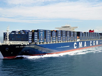Container shipping market 'is really crazy right  now' - Drewry