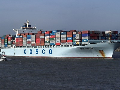 Cosco Shipping Inks USD 26 Bn Financing Deal with CDB