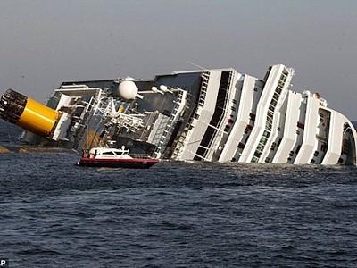Costa Concordia Affair - presentation by Captain Michael lloyd