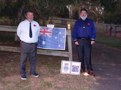 ANZAC DAY - Queensland 2020