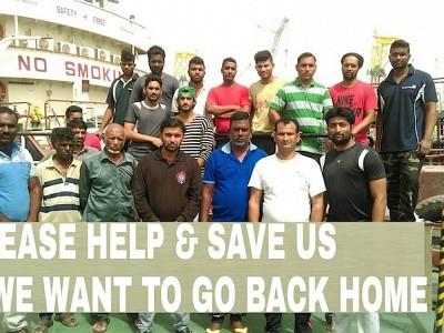 India Blacklists Two UAE Companies for Abandoning Seafarers