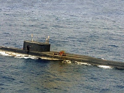 Researchers locate scuttled reactors from K-19 submarine