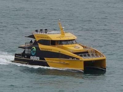 Passenger safety paramount - Maritime NZ