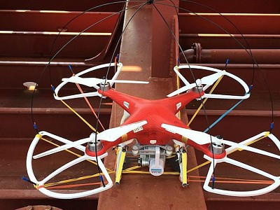 Partners to Develop Drone for Remote Ballast Tank Inspection