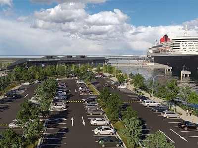 Brisbane Breaks Ground on New Cruise Ship Terminal