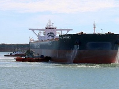Fortescue celebrates arrival of FMG Sydney with the Port Hedland community