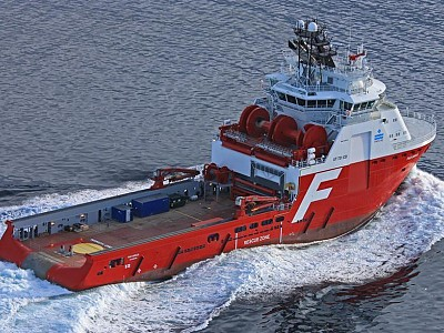Farstad Shipping awarded charter contracts in Australia