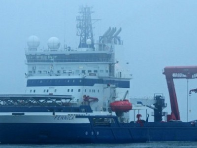 Report of Investigation on the grounding of MSV Fennica released