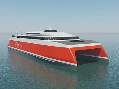 NEW $108 MILLION FJORD LINE CONTRACT GROWS AUSTAL COMMERCIAL VESSEL ORDERS TO NEAR TERM RECORD