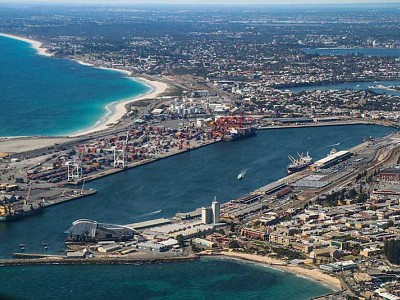 Fremantle - Handling larger ships