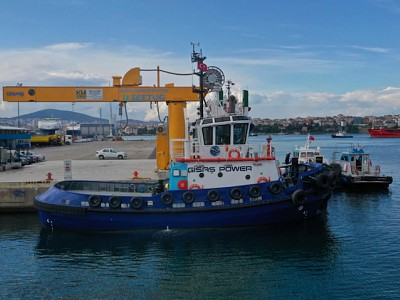 Wireless charging technology being developed for electric vessels