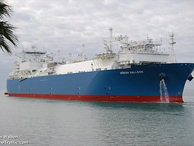 More LNG carrier ship calls for Port Kembla