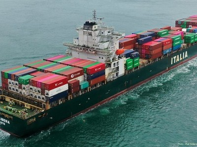 Asian ports refuse to accept containership whose Captain died of Covid