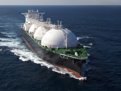 Australia on track to become World's Largest LNG Exporter