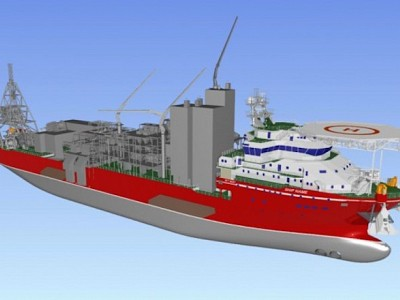 Marin Teknikk to design large seabed mining vessel
