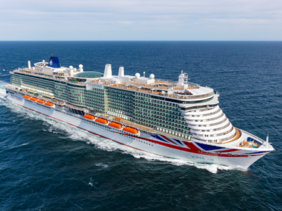 'A positive signal for the future': P&O Cruises welcomes Iona to fleet