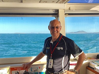 The extraordinary career of Mike Boss-Walker – Master Mariner