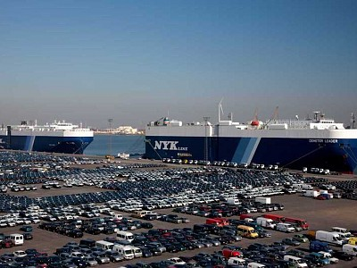 Shipping giant convicted, fined $25m, for running Australian car imports cartel