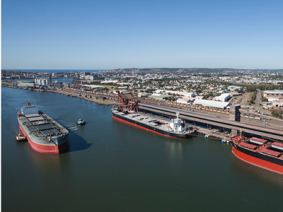 Port of Newcastle joins Hunter group pursuing United Nations sustainability goals