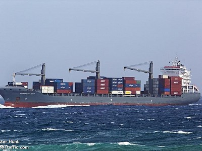 Pirates Abduct Eleven from Container Ship