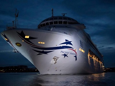 Carnival Australia's P&O to Stop Homeporting in Fremantle