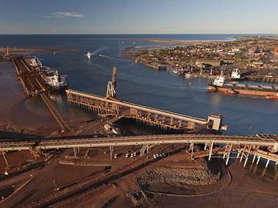 Pilbara Ports Authority Handles More in December 2016