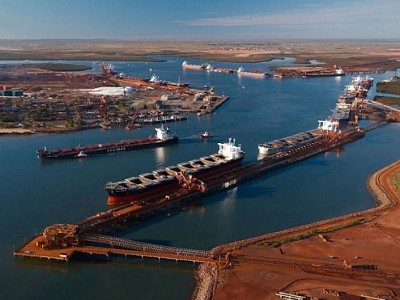 New technology to guide Pilbara bulkers