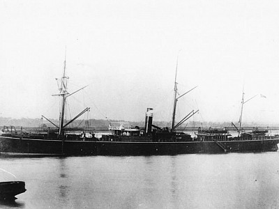 WRECK OF THE R.M.S. QUETTA.