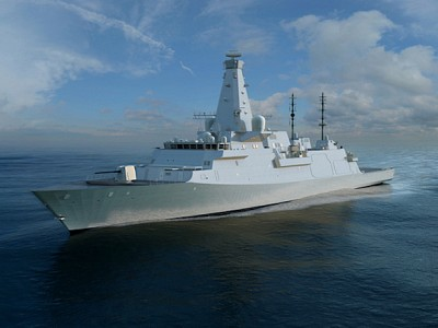 BAE's near monopoly on Royal Navy warships at risk