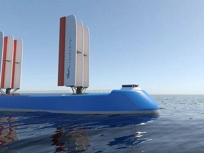 Windship Technology's true zero-emission ship design sparks interest from the market