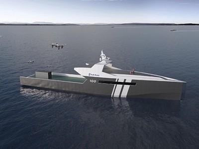 Rolls-Royce reveals plans for autonomous Naval vessel