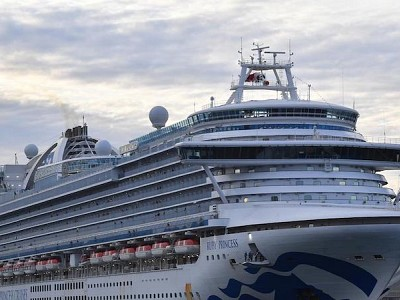 OVER 800 RUBY PRINCESS PASSENGERS FILE CLASS ACTION LAWSUIT