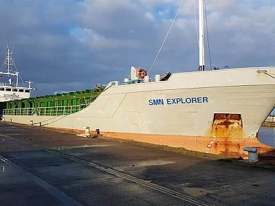 MAIB investigation report 21-2018: SMN Explorer