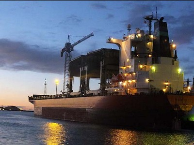 Saga Sky and Stema Barge II Collision - MAIB investigation report 3-2018