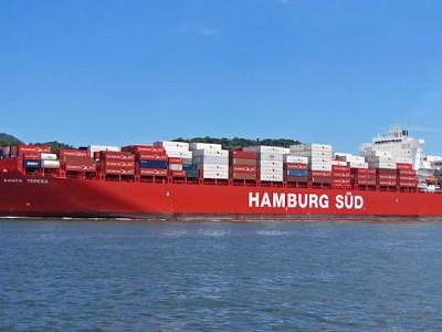 Hamburg-Sud to begin big ship visits to Tauranga