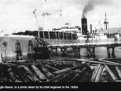 Tragedy after surviving a WW2 shipwreck for 70 days