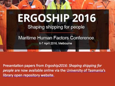 ERGOSHIP 2016