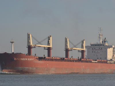 Bulker Master Pleads Guilty to Operating Ship While Intoxicated