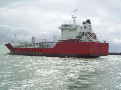 ITF: 15 Seafarers abandoned on LPG tanker