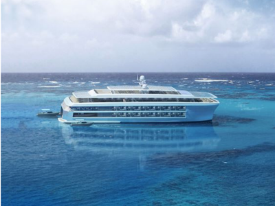 Wärtsilä and Pastrovich Studio sign agreement to develop a sustainable hybrid boutique cruise vessel