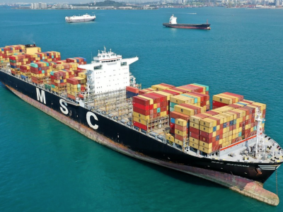 MSC topples Maersk at the top of the box rankings