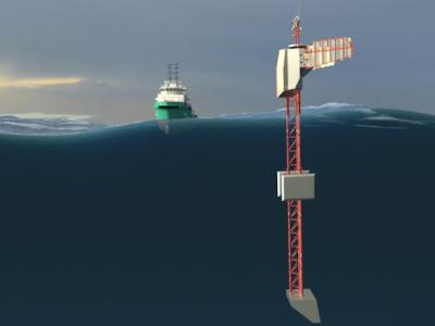 Bureau Veritas certified Polar Pod, the oceanic platform for the furious fifties