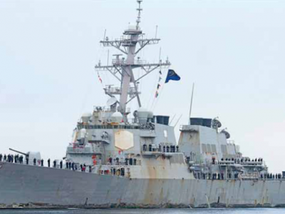 US Navy to chart new course after rash of problems